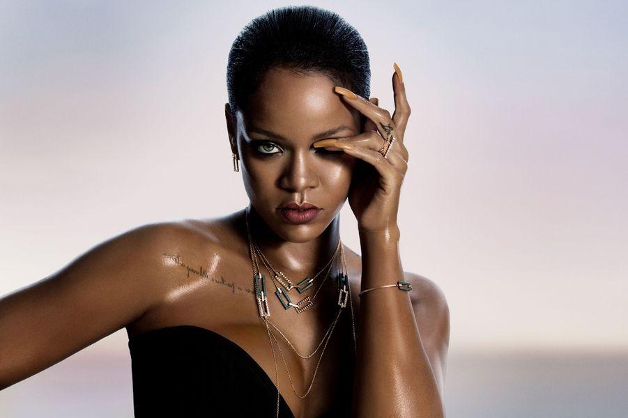 Rihanna : icône sublime pour Chopard