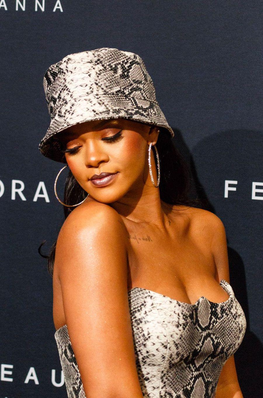Rihanna à la soirée Fenty Beauty, à Sydney le 3 octobre 2018