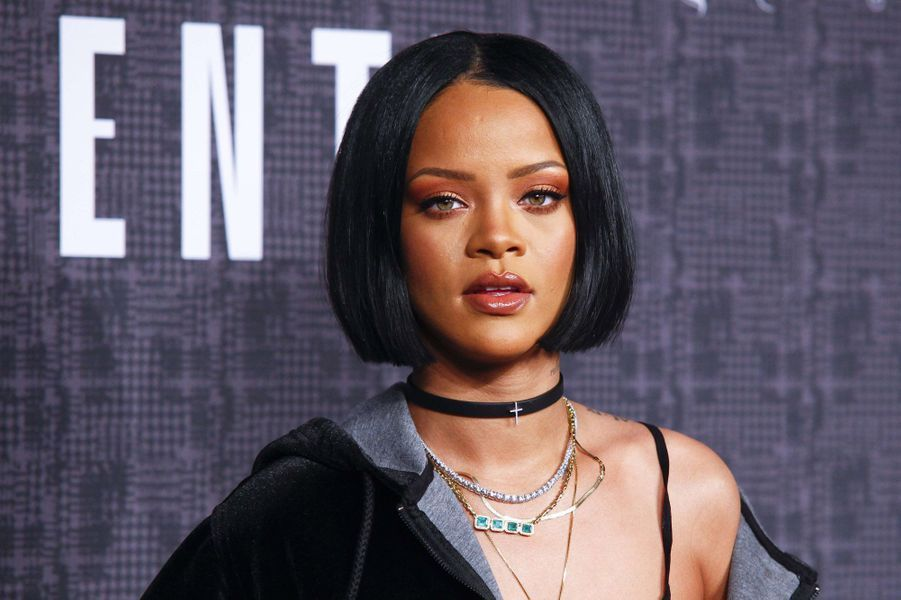 Rihanna, le 22 juillet 2016.