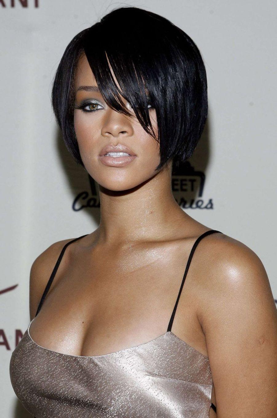 Rihanna, le 9 octobre 2007.