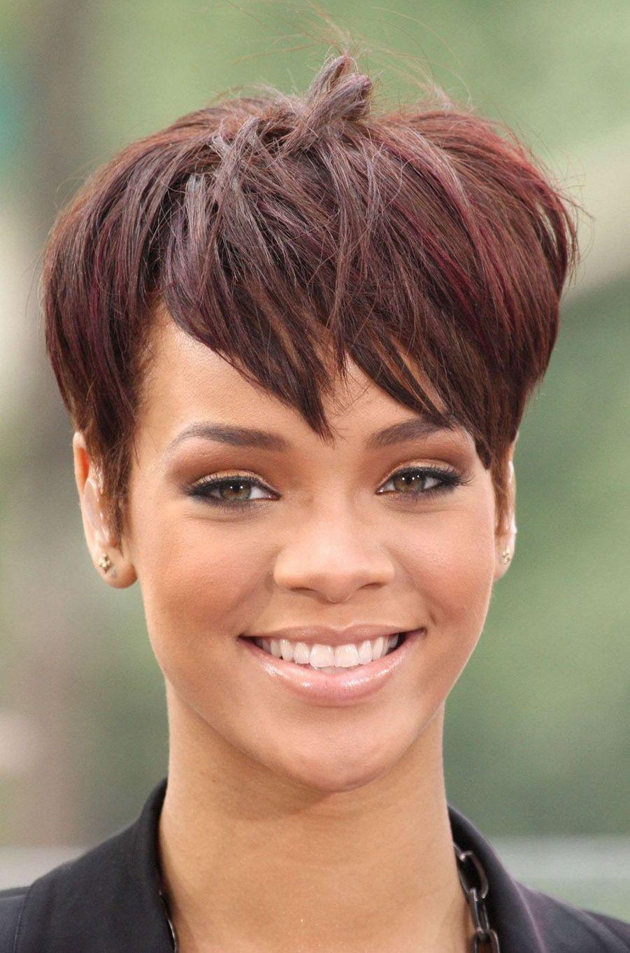 Rihanna, le 20 juin 2008.