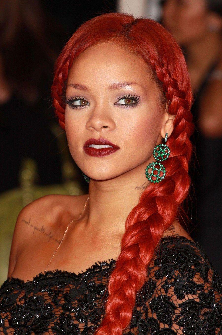 Rihanna, le 2 mai 2011.