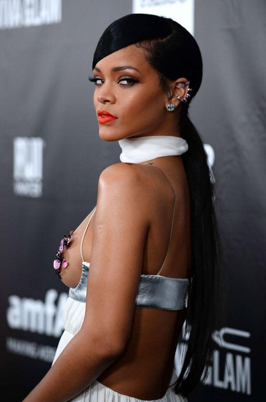 Rihanna, le 29 octobre 2014.