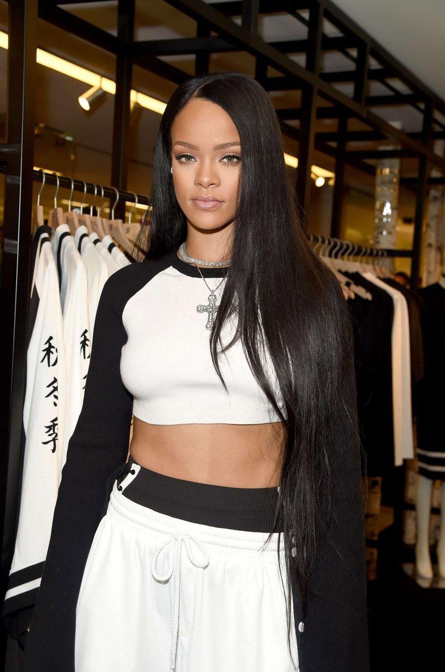 Rihanna, le 6 septembre 2016.