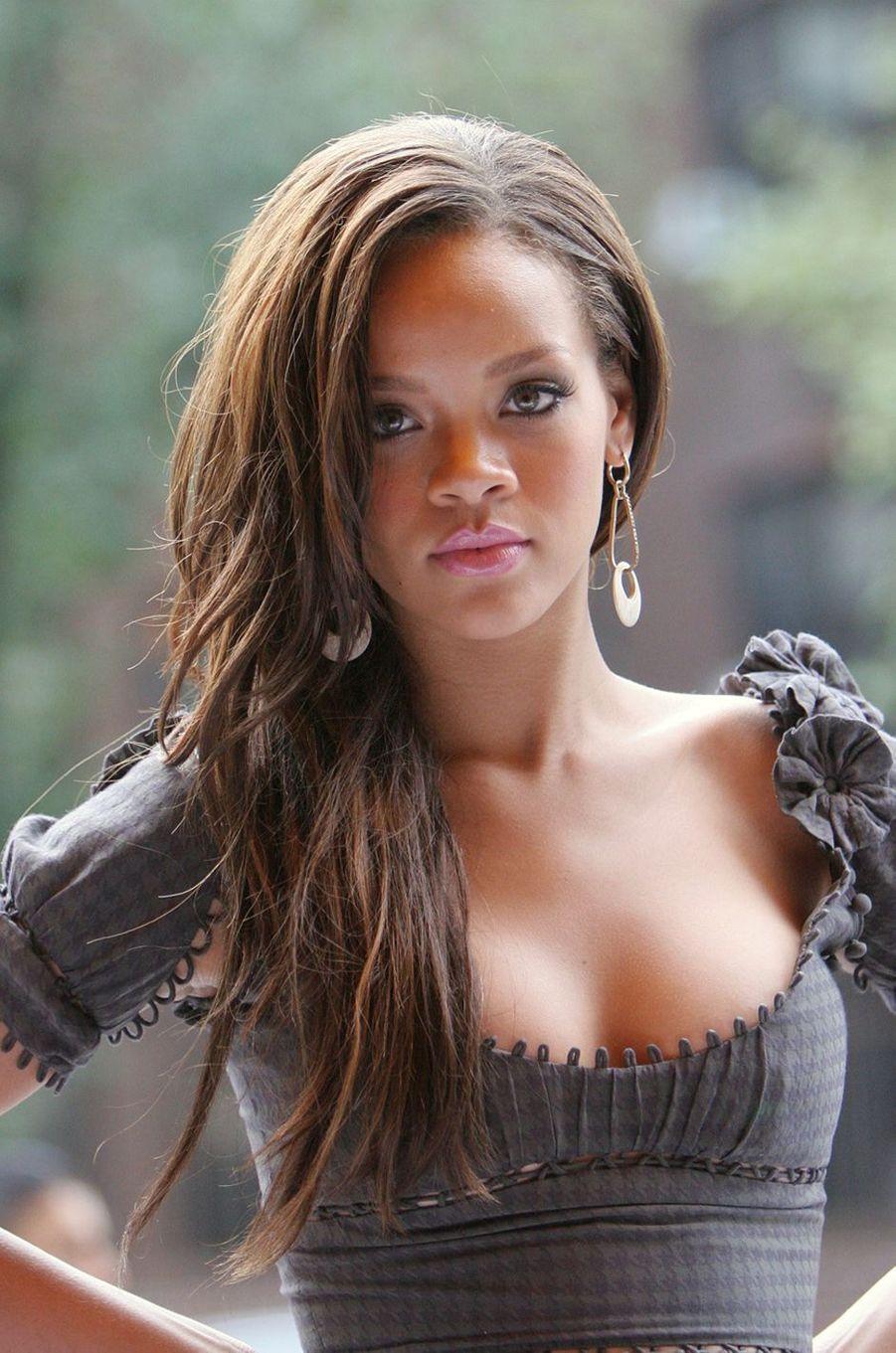 Rihanna, le 4 août 2006.