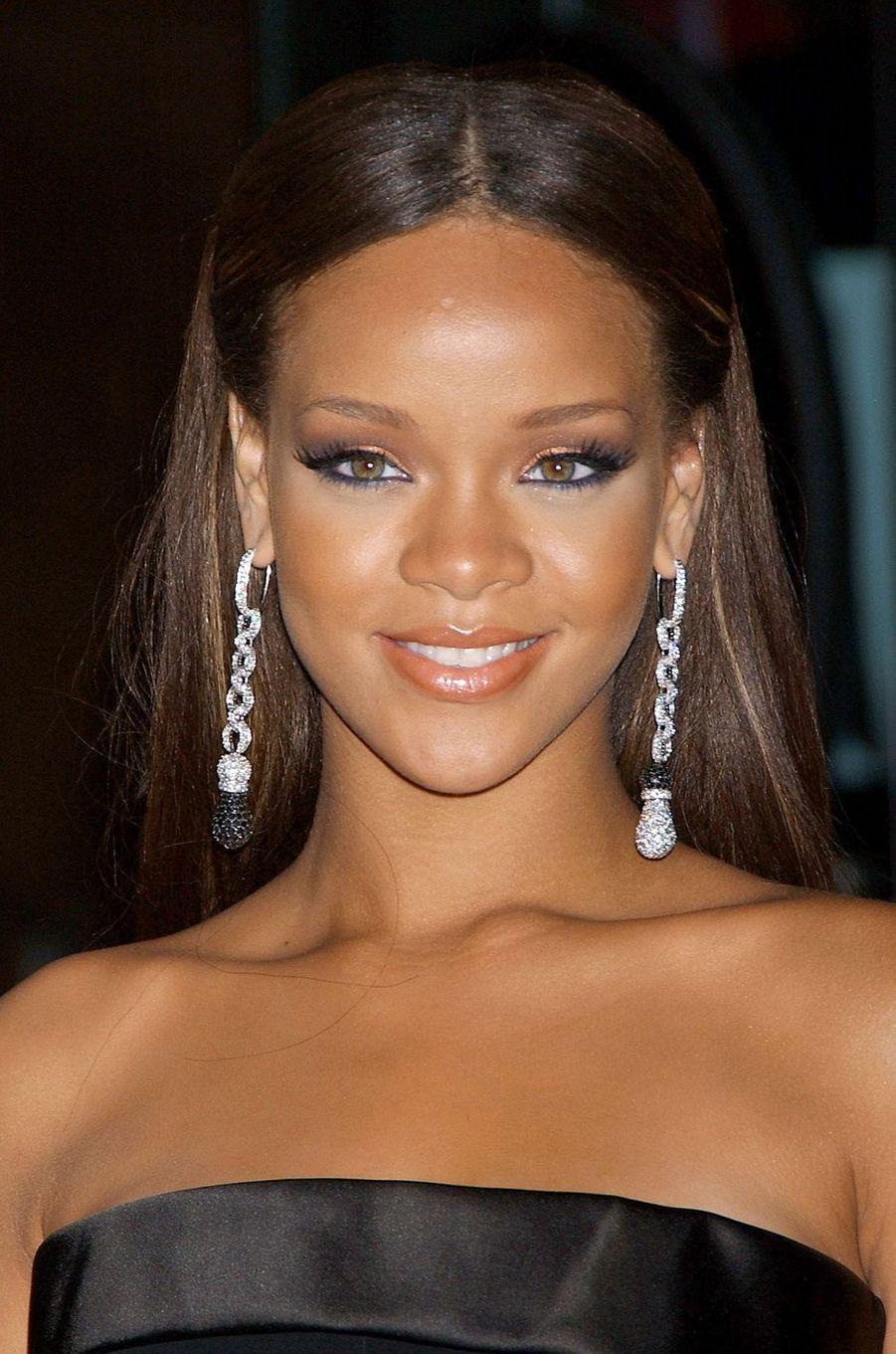 Rihanna, le 30 août 2006 à New York.