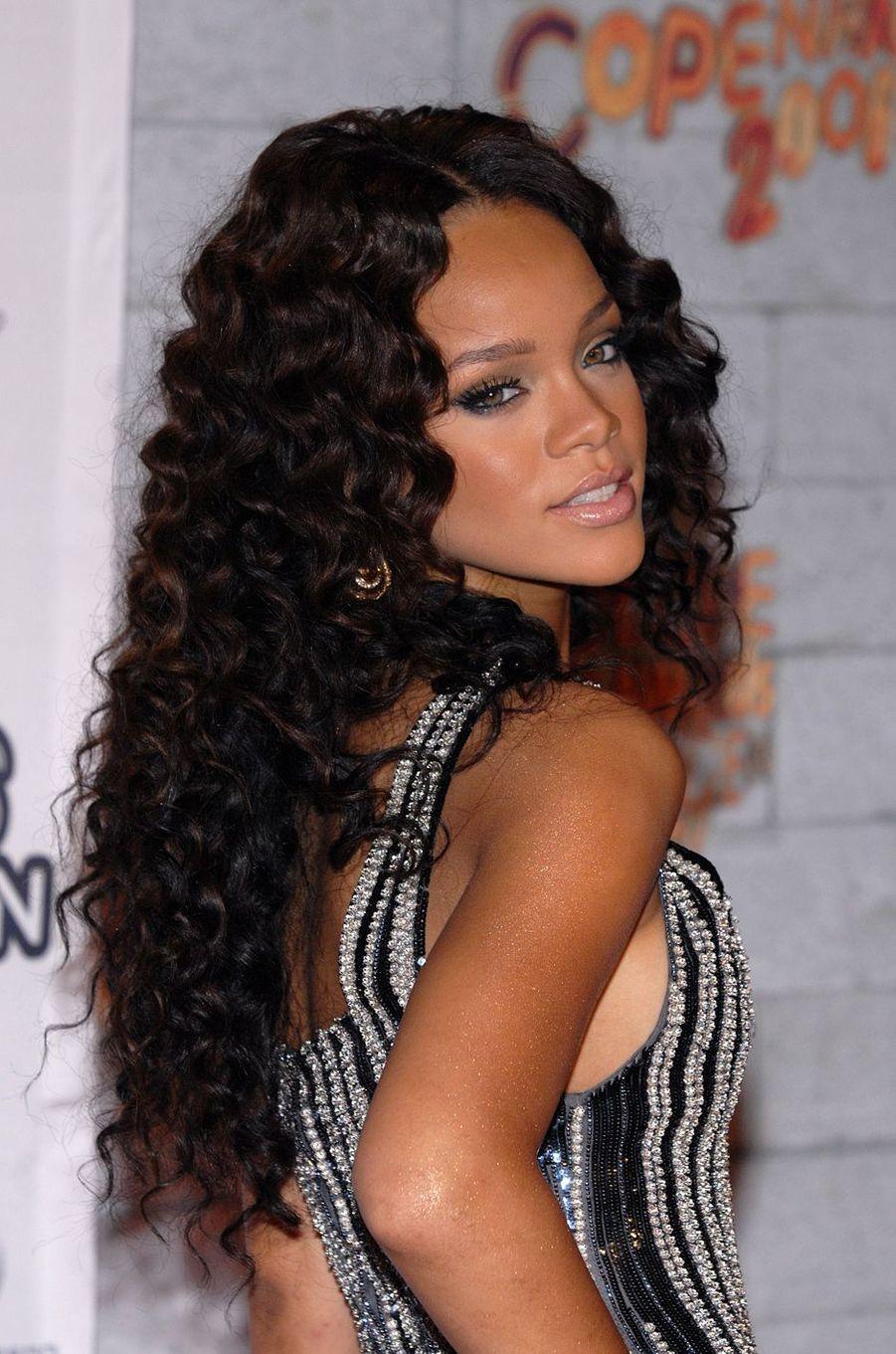 Rihanna le 2 novembre 2006.