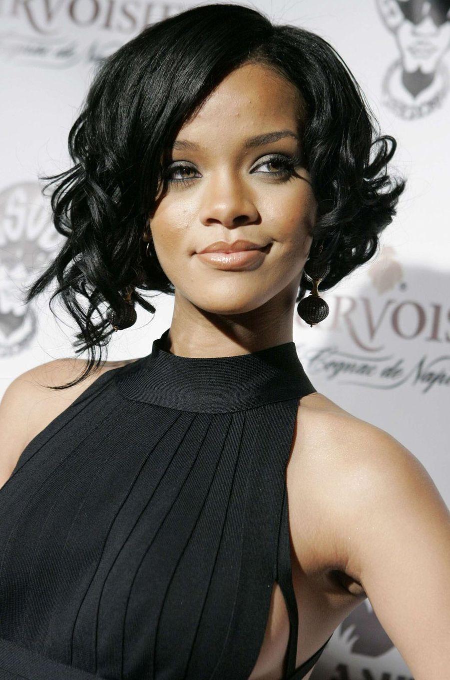 Rihanna en 2007.