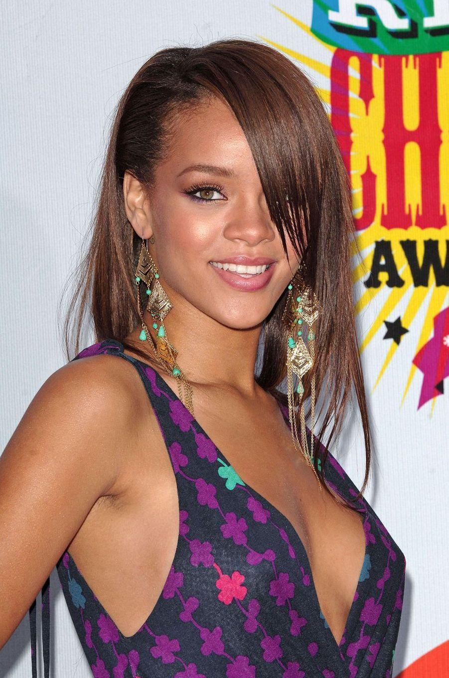 Rihanna le 1er avril 2006.