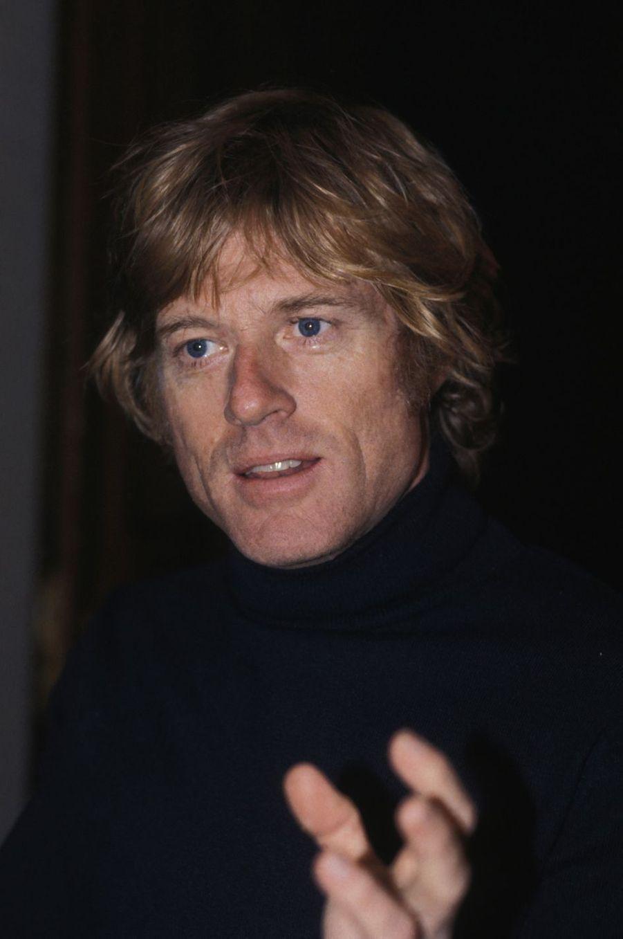 Robert Redford dans les années 1970