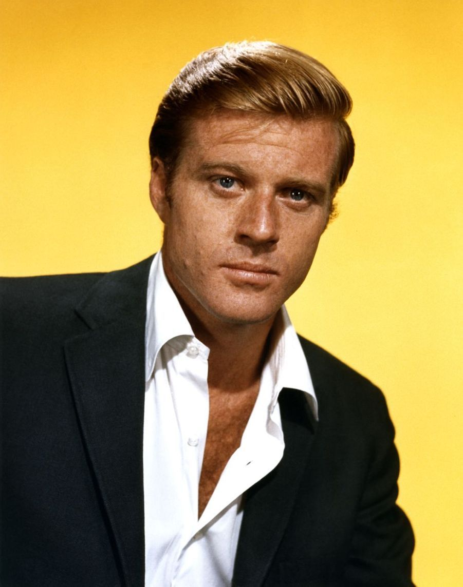 """Robert Redford sur le plateau du film """"Daisy Clover"""", 1965"""