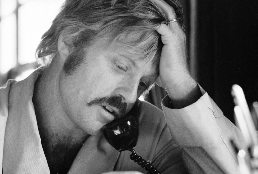 Robert Redford et 1969