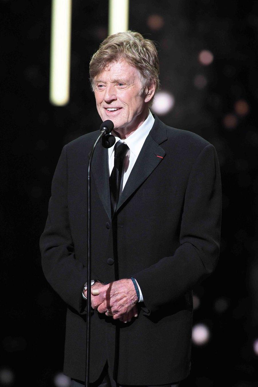 Robert Redford à la 44e cérémonie des César le 22 février 2019 à Paris