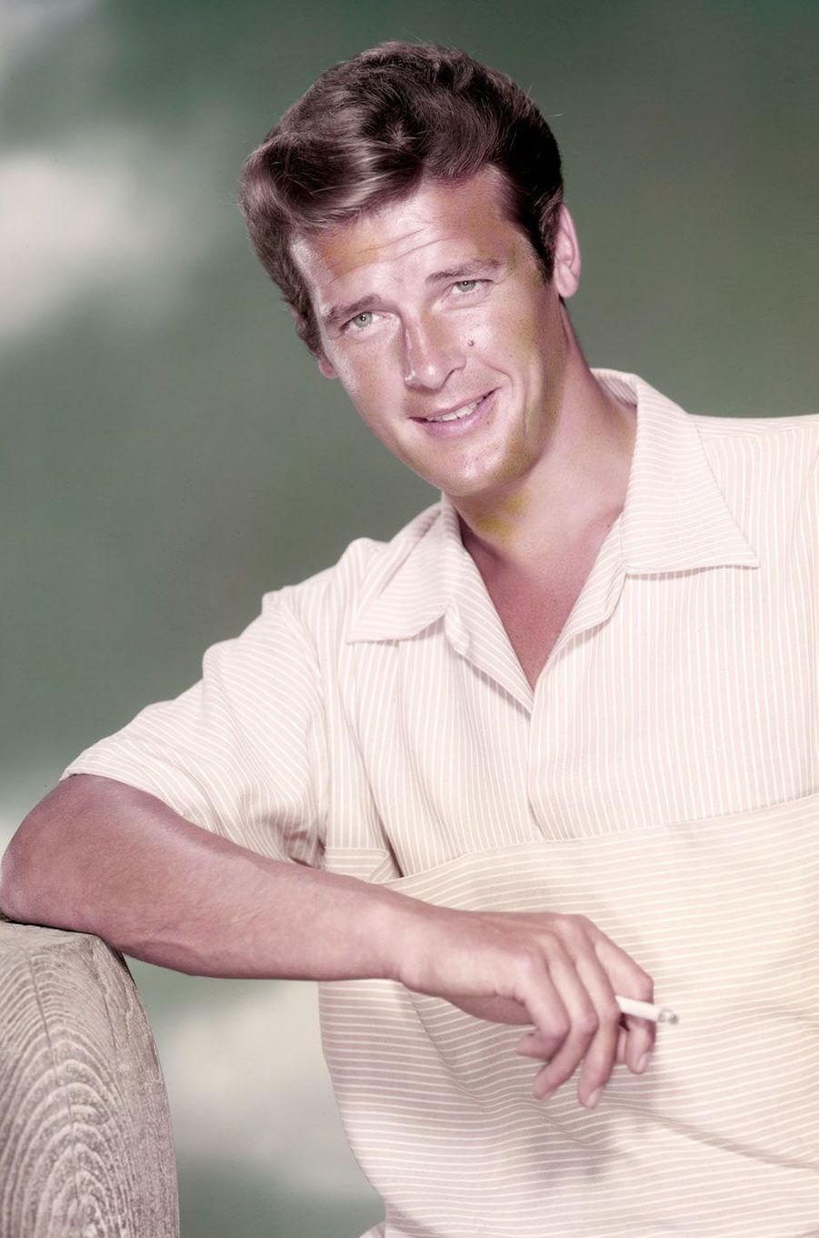 Roger Moore 1958