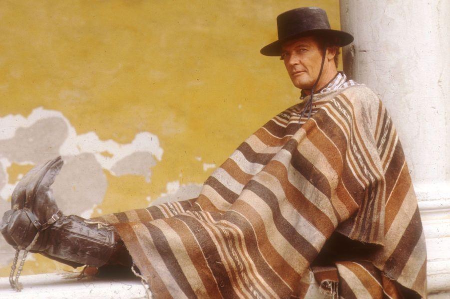 Roger Moore en 1981
