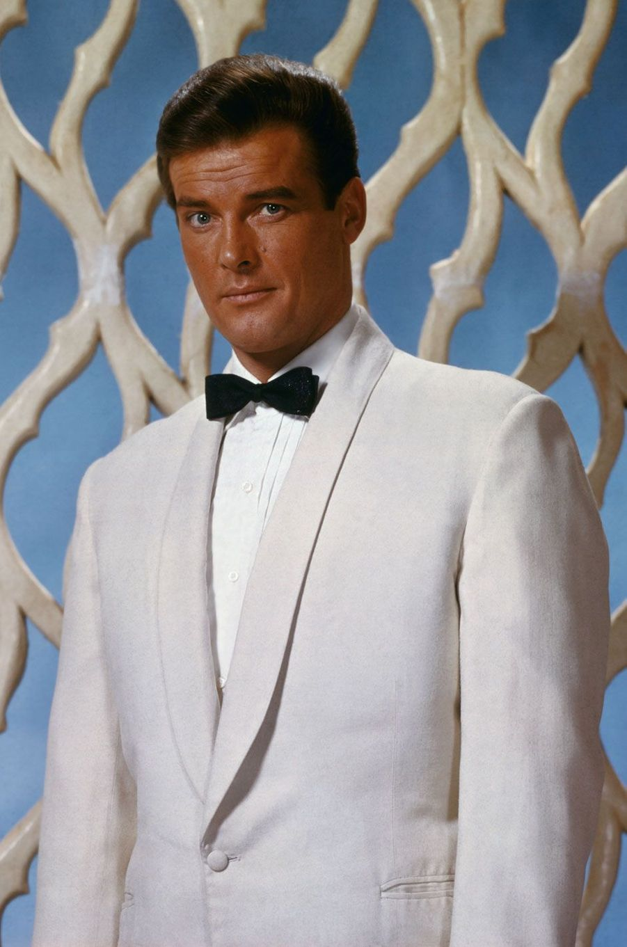 Roger Moore dans «The Saint»