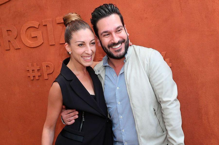 Silvia Notargiacomo (Danse avec les stars) et son compagnon Denny Imbroisi