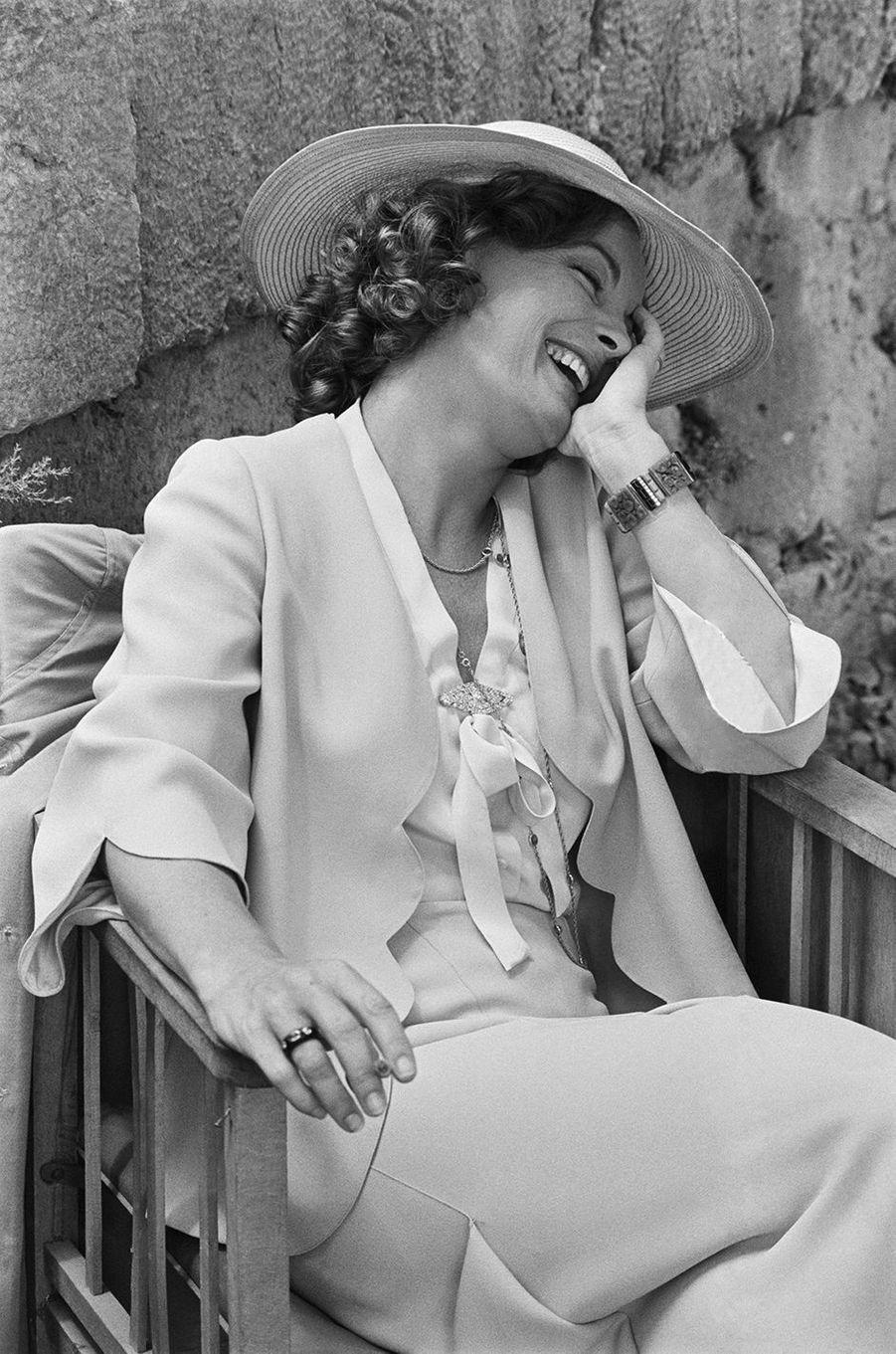 Romy Schneider a remporté deux César dans sa carrière.