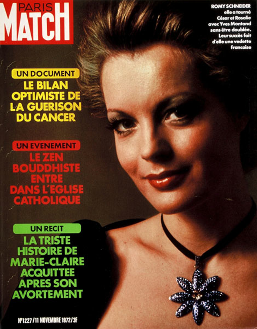 Couverture du 11 novembre 1972
