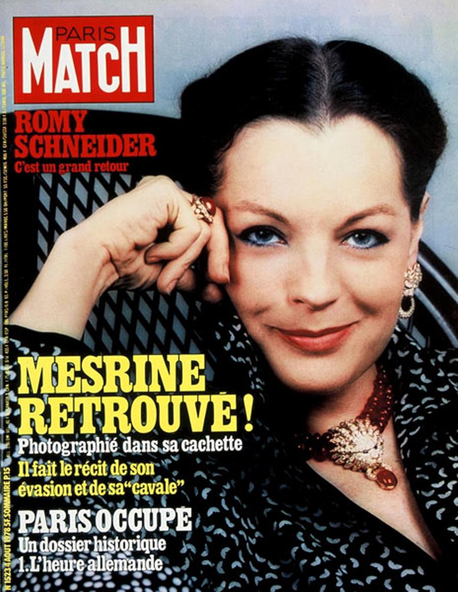 Couverture du 4 août 1978