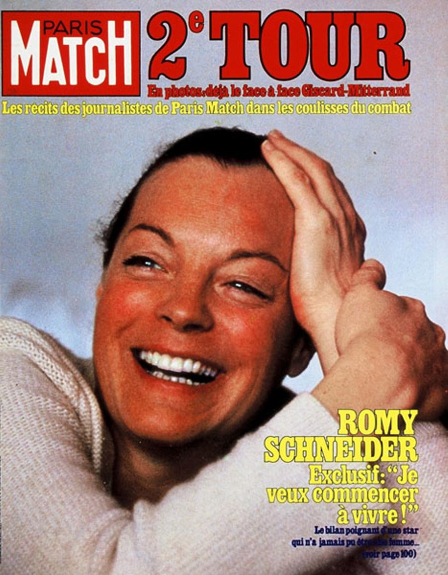 Couverture du 8 mai 1981