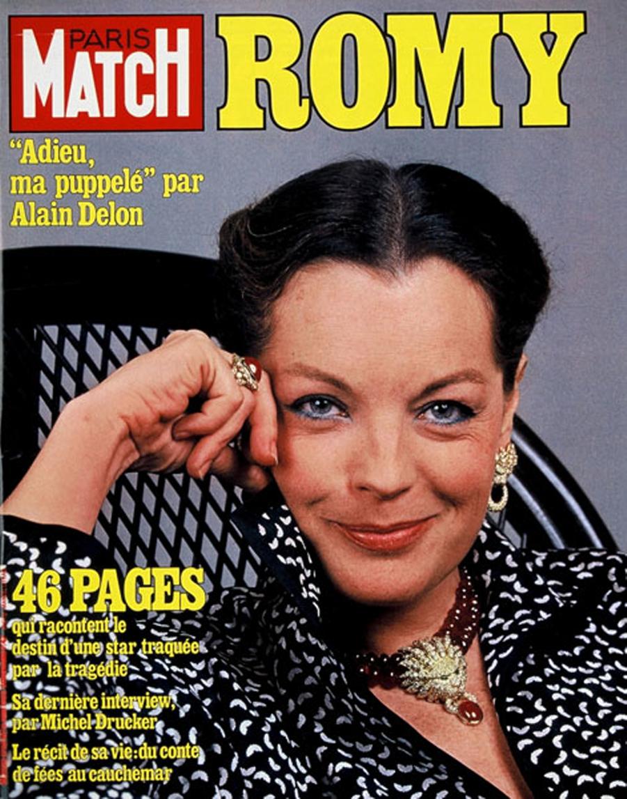 Couverture du 11 juin 1982