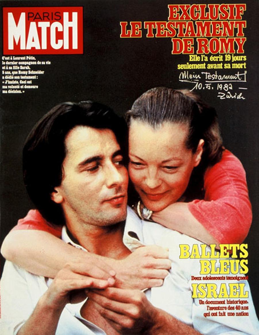 Couverture du 29 octobre 1982