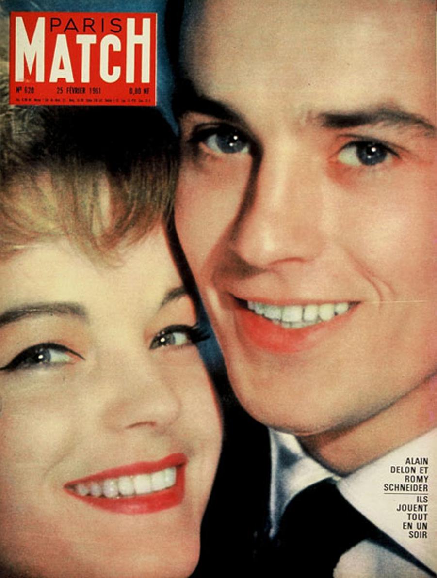 Couverture du 25 février 1961