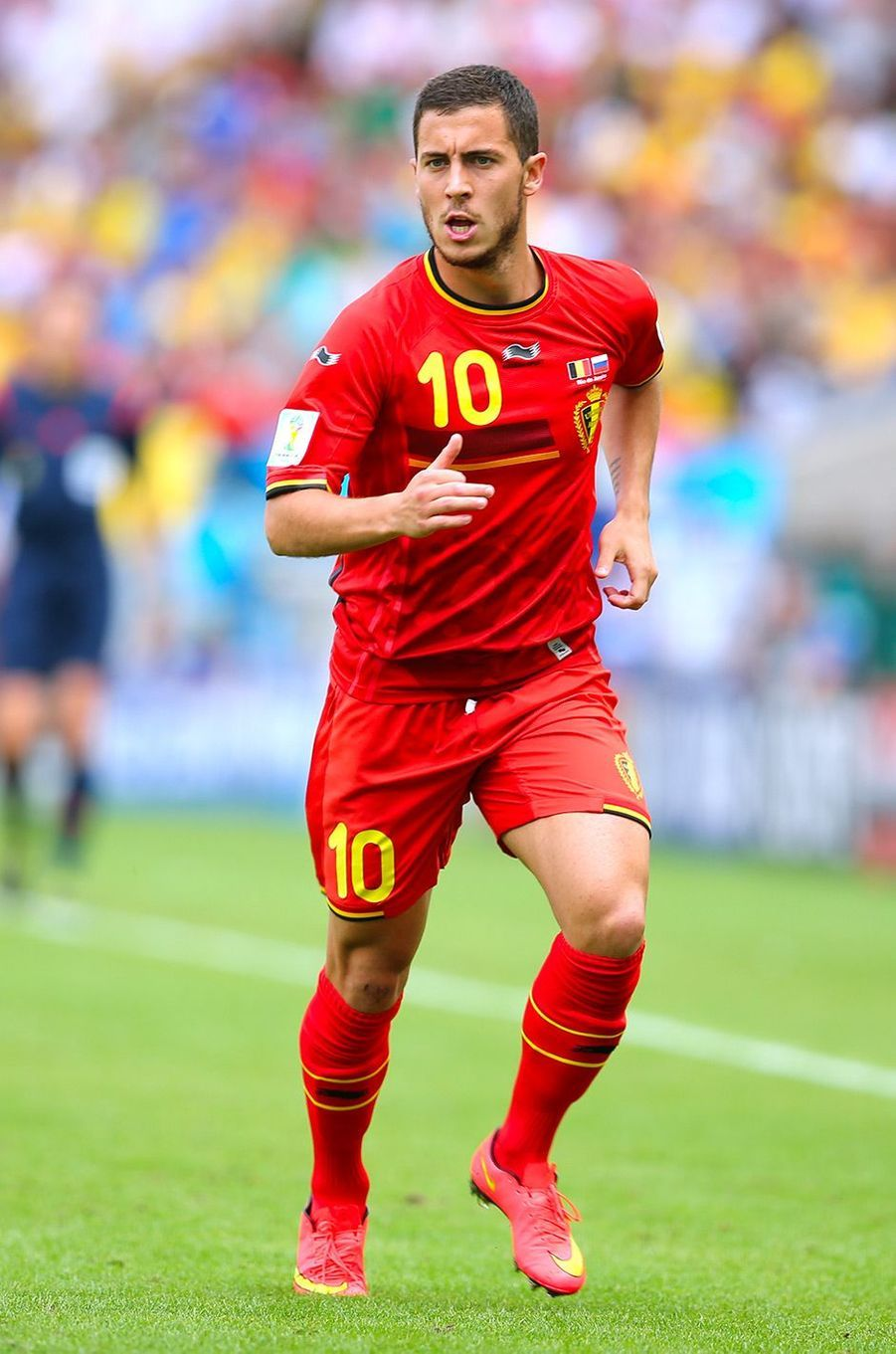 Eden Hazard en 2014