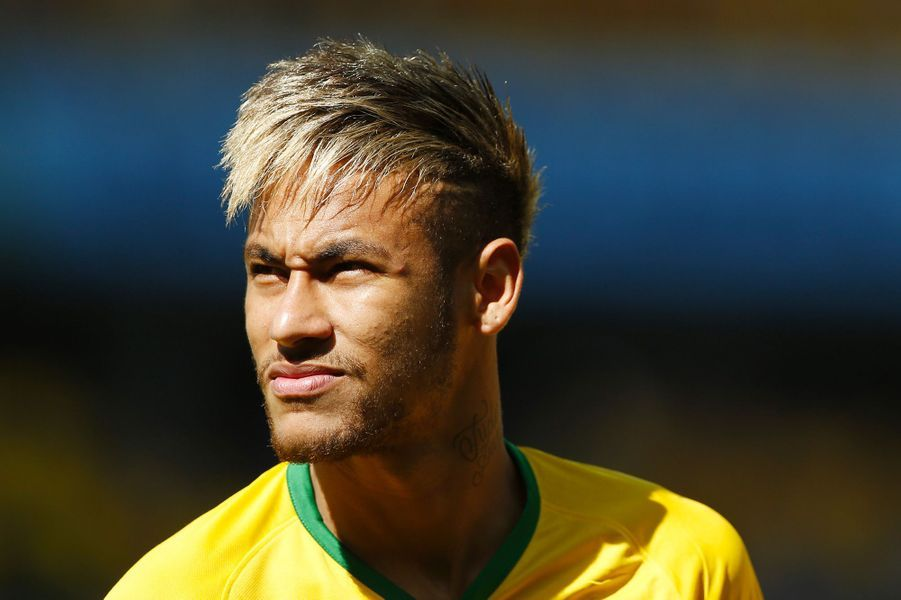 Neymar en 2014
