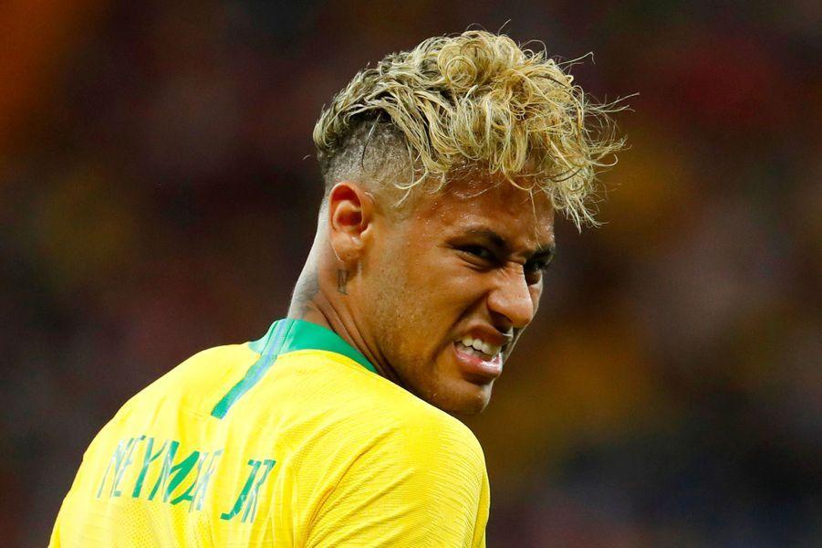 Neymar en 2018