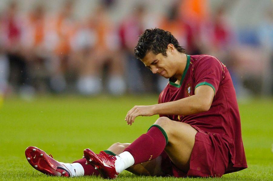 Cristiano Ronaldo en 2006