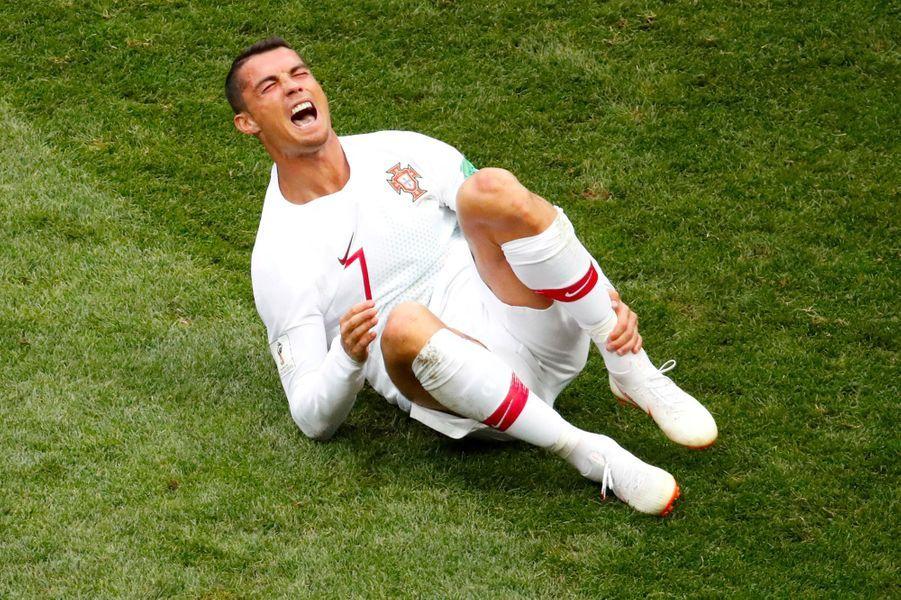 Cristiano Ronaldo en 2018