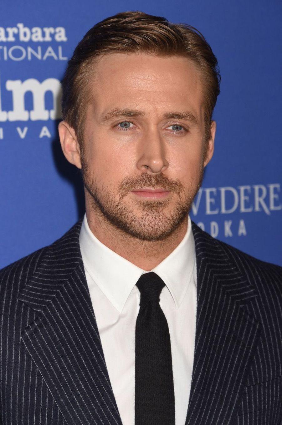 Ryan Gosling, le 3 février 2017 en Californie.