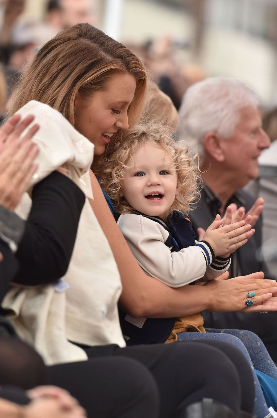 Blake Lively et sa fille James