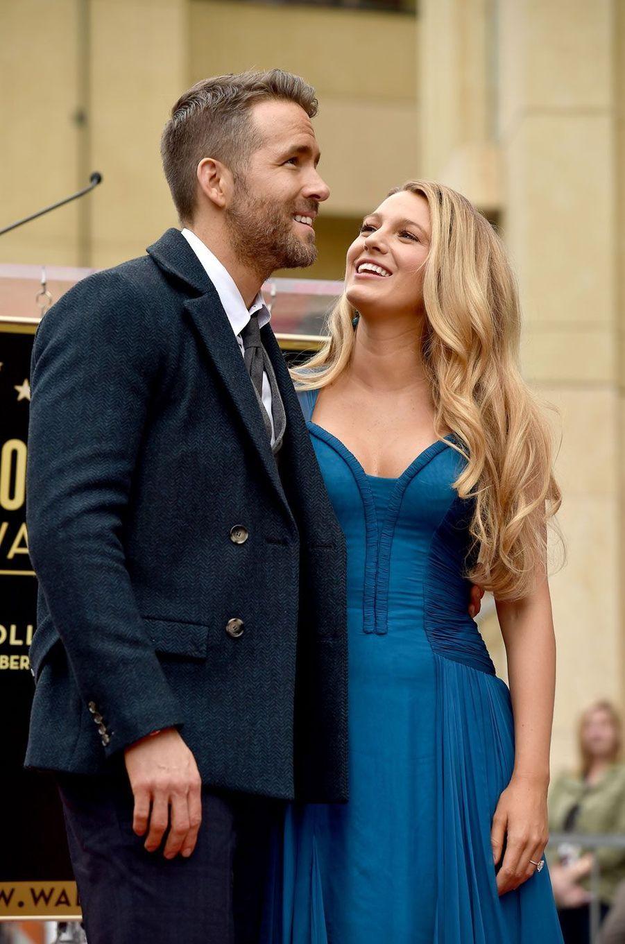 Ryan Reynolds, sa femme Blake Lively