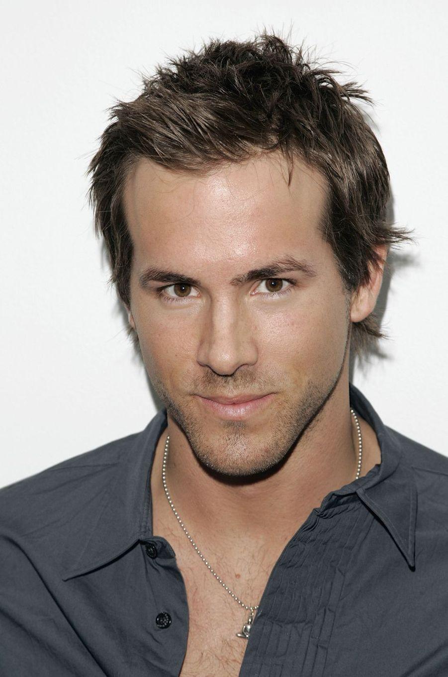 Ryan Reynolds en 2004.