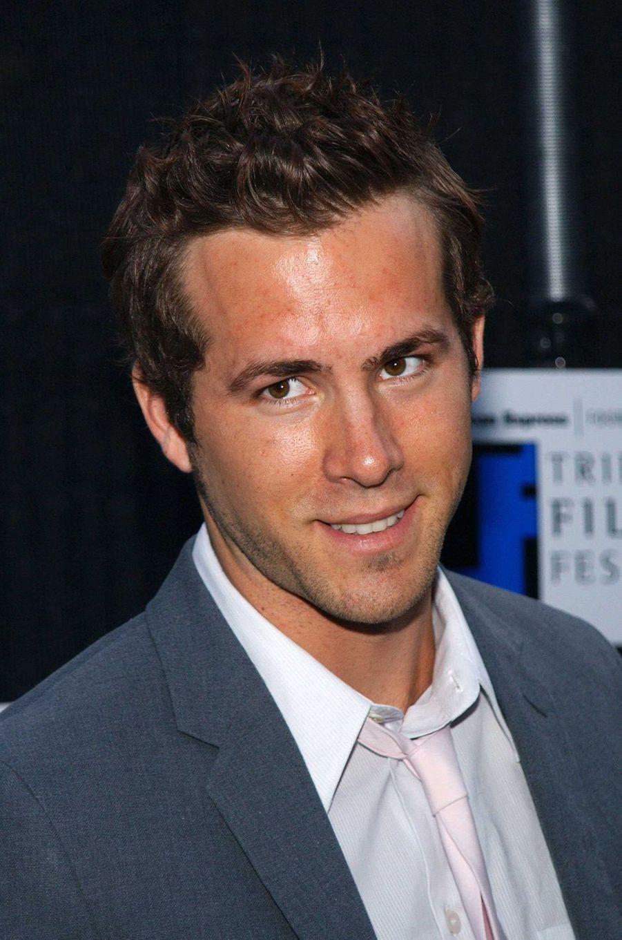 Ryan Reynolds en 2003.