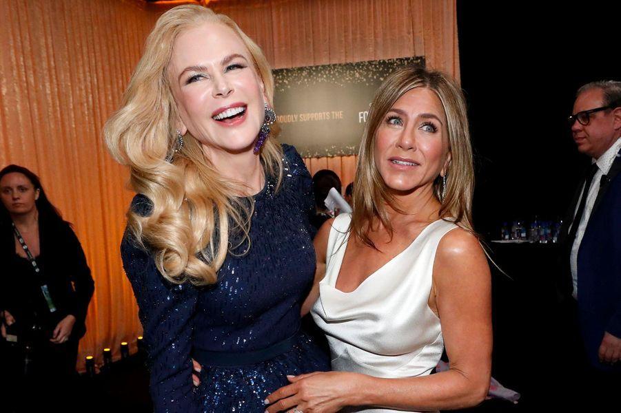 Nicole Kidman et Jennifer Aniston