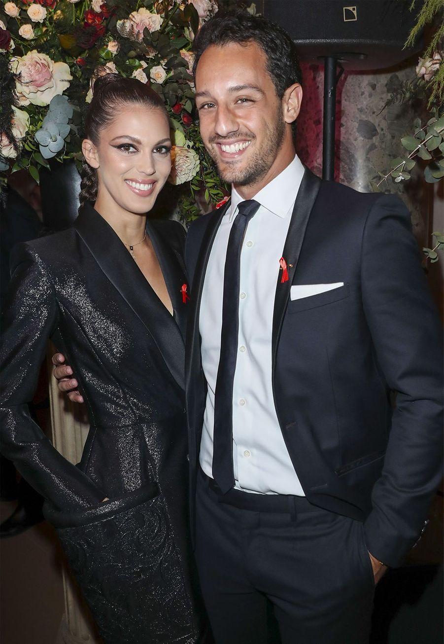 L'ex-Miss France Iris Mittenaere et son compagnon Diego El Glaoui sont officiellement ensemble depuis octobre 2019.
