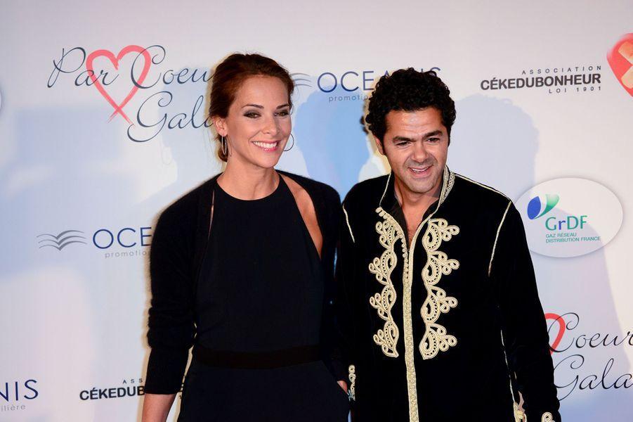 Jamel Debbouze et Mélissa Theuriau sont mariés depuis 2008.