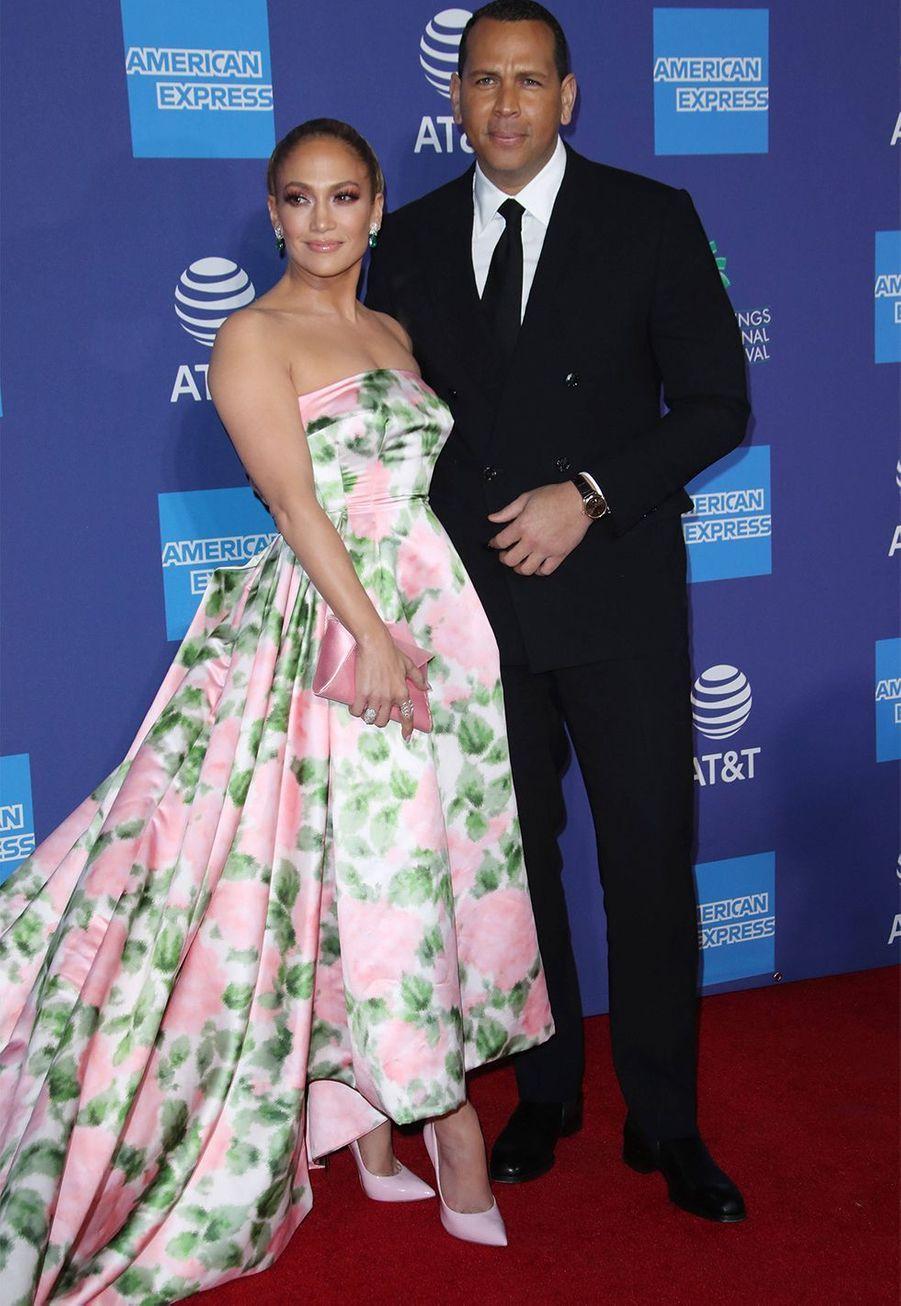 Jennifer Lopez et Alex Rodriguez sont fiancés depuis mars 2019.