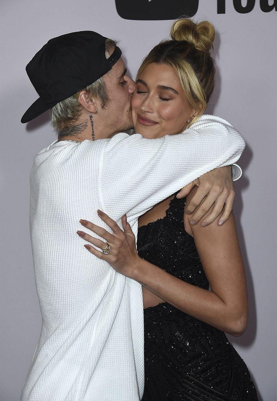 Justin Bieber et Hailey Baldwin se sont mariésenseptembre 2018.