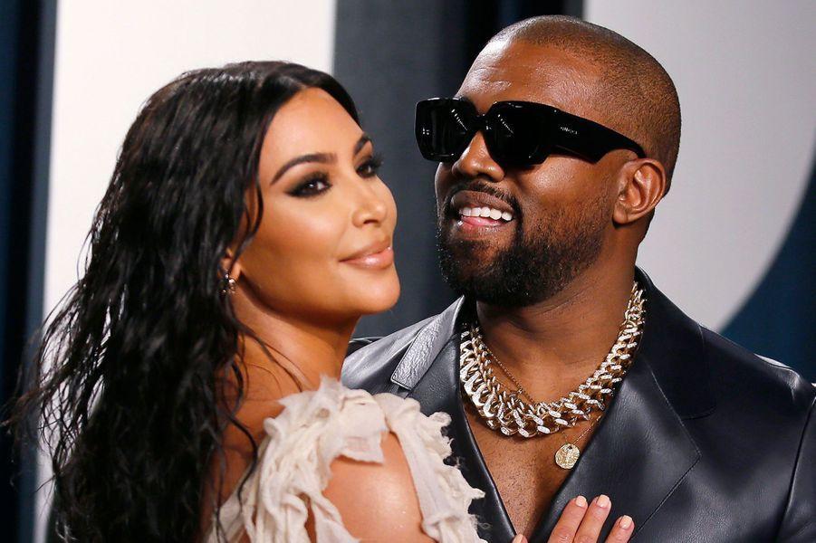 Kim Kardashian et Kanye West sont mariés depuis 2014.