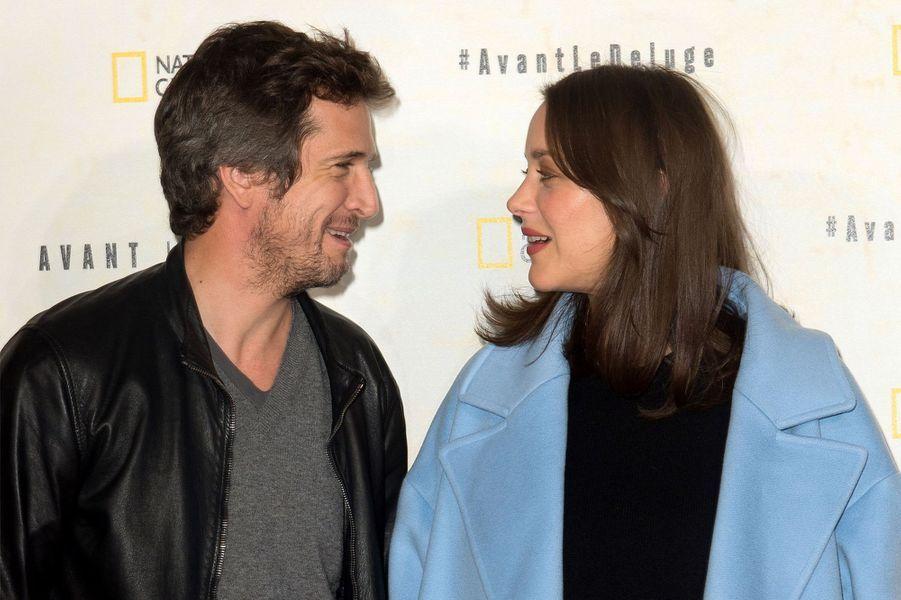 Marion Cotillard et Guillaume Canet sont en couple depuis 2007.
