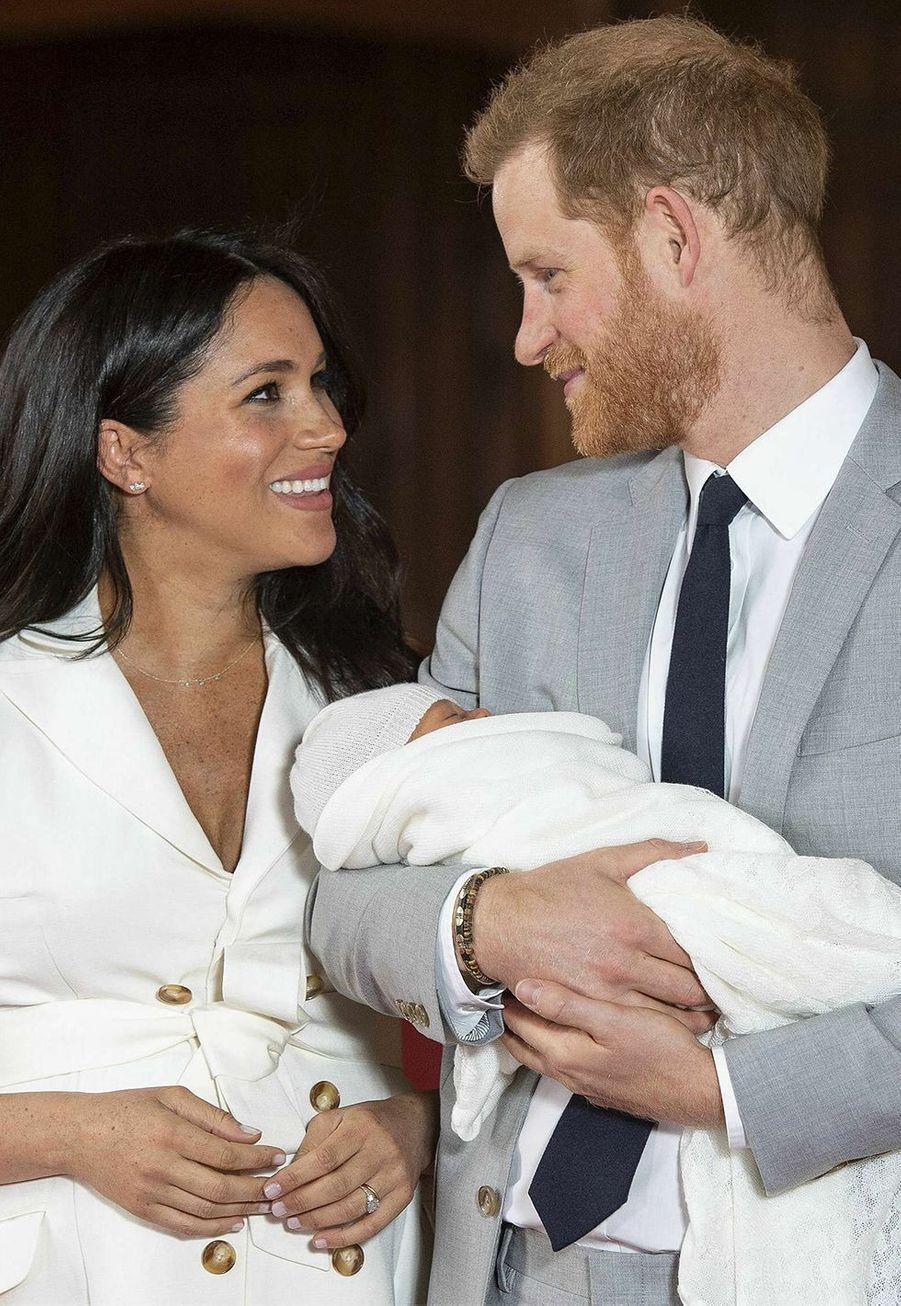 Meghan Markle et le prince Harry sont mariés depuis 2018.