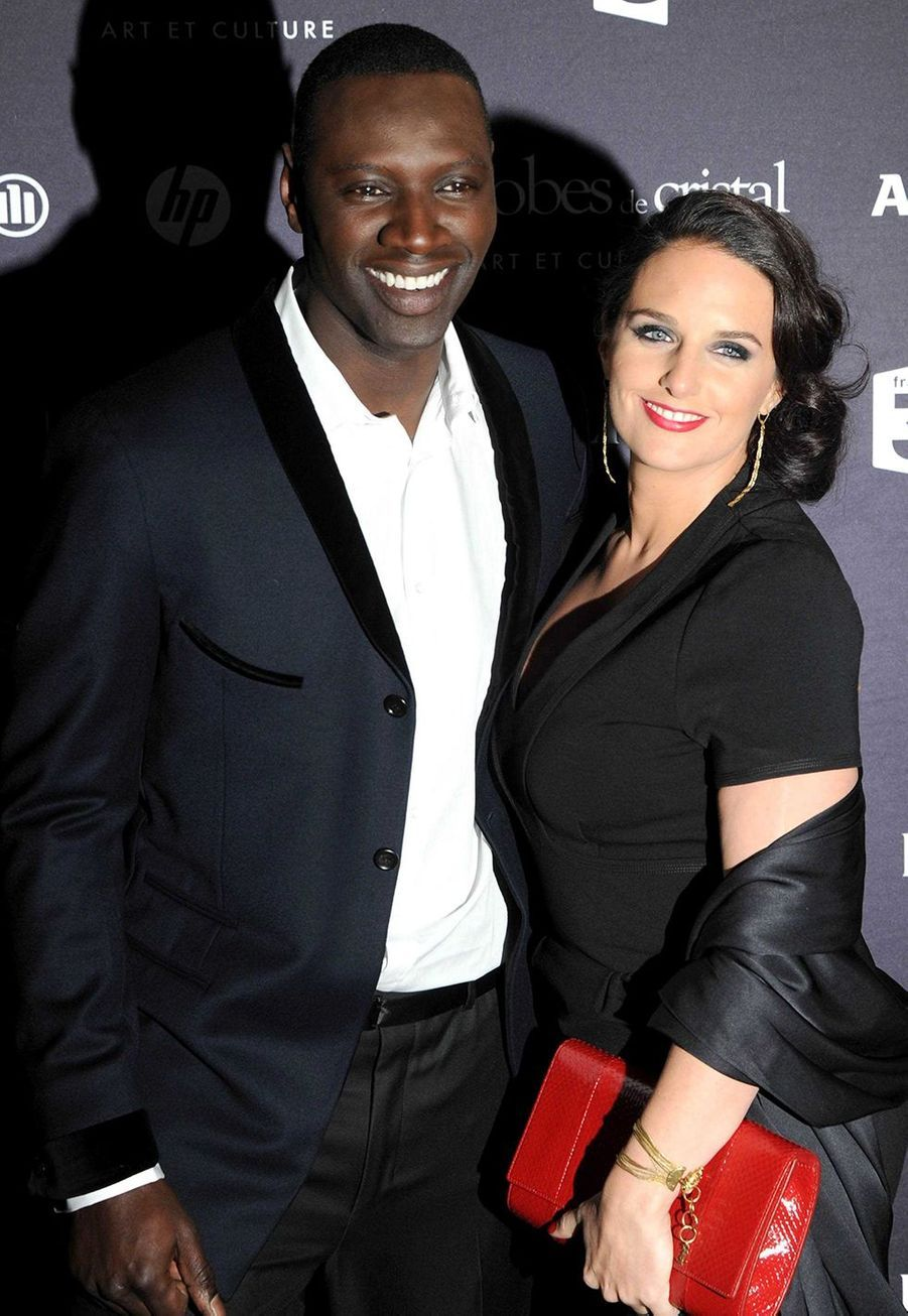 Omar Sy et Hélène Sy sont mariés depuis 2007.