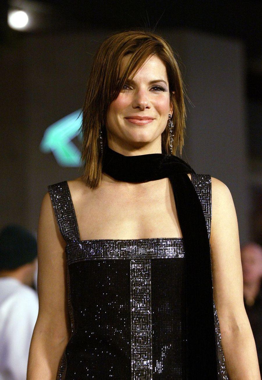 Sandra Bullock en 2002