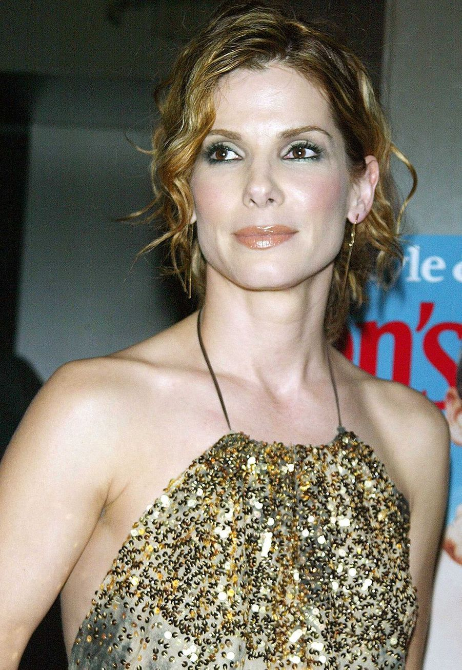 Sandra Bullock en 2003