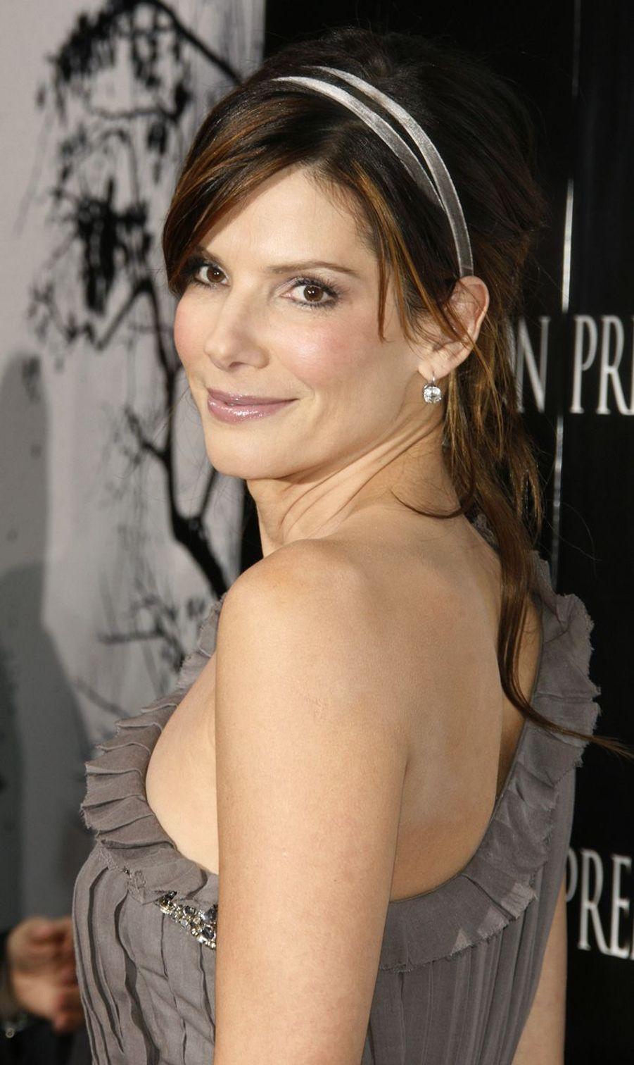 Sandra Bullock en 2007